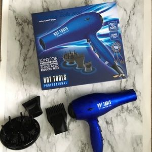 Other - Hot Tools Tourmaline 2000 Turbo Ionic Dryer